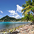 ¤ LA MARTINIQUE