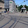 Bâle : rénovation du réseau de tramways