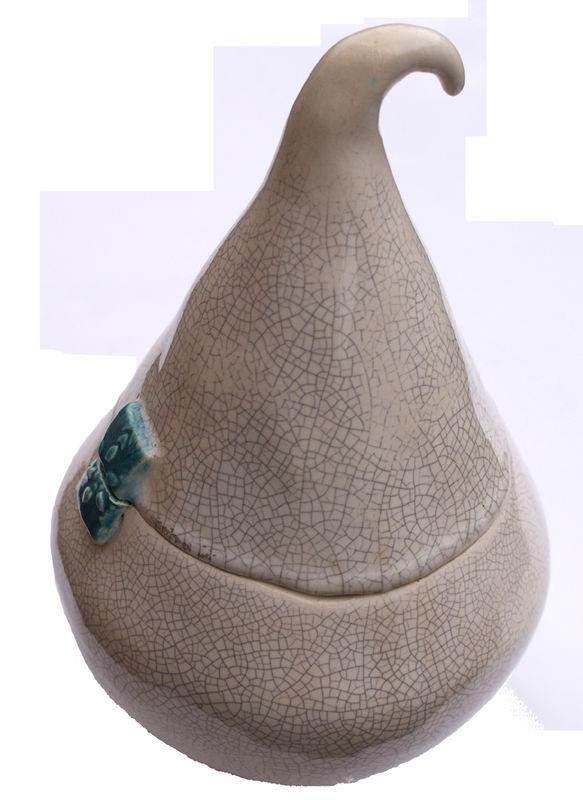 boite en forme de poire