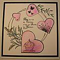 N°11 cartes coeurs