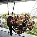 Porsche moteur avion flat 6 3