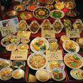 kyoto : Chinatown restaurant (au choix)