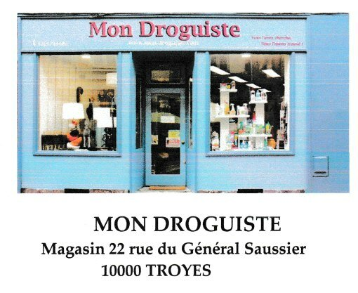Mon droguiste Troyes
