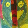 L'homme oiseau: d'après le masque à transformation