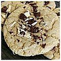 Cookies à l'américaine