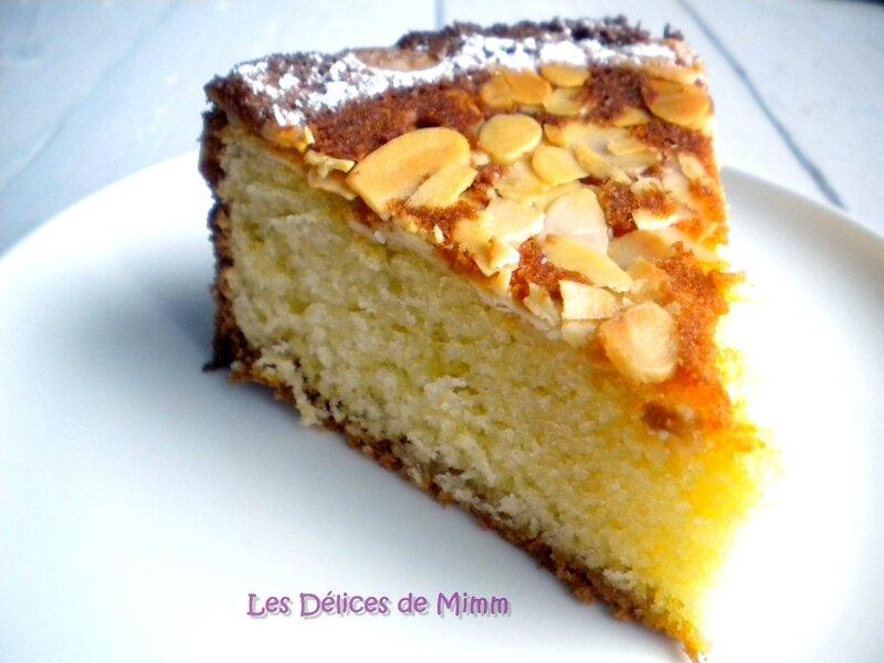 Le pain de Gênes - un gâteau de voyage 6