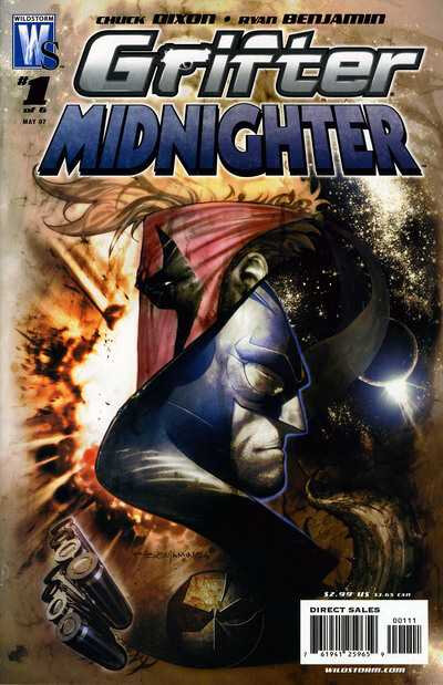 wildstorm grifter midnighter 01