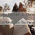 C'est lundi, que lisez-vous ? ~ 276