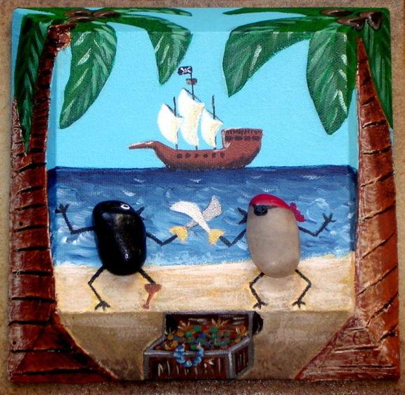 Piou-piou chez les pirates (2009)
