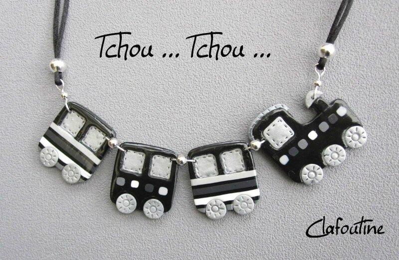 Tchou-Tchou ...