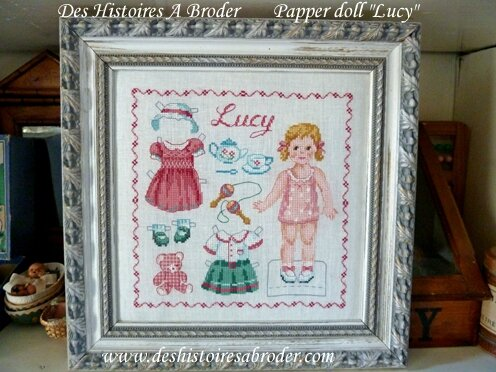 paper doll lucy copie