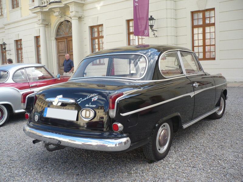 BORGWARD Isabella TS DeLuxe 1960 Ludwigsburg (2)