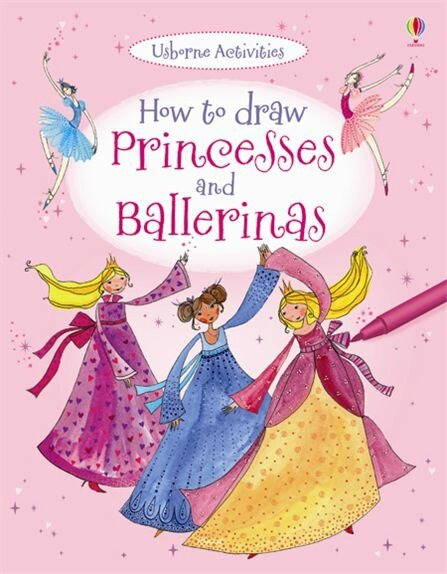 how-to-draw-princesses-and-ballerinas