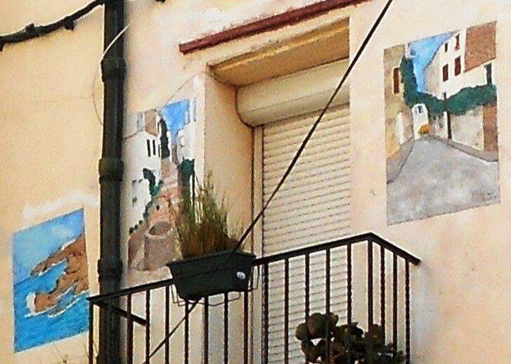A maison peintures - Copie - Copie