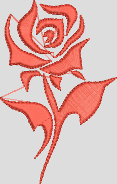 ROSE ROUGE COUTURE