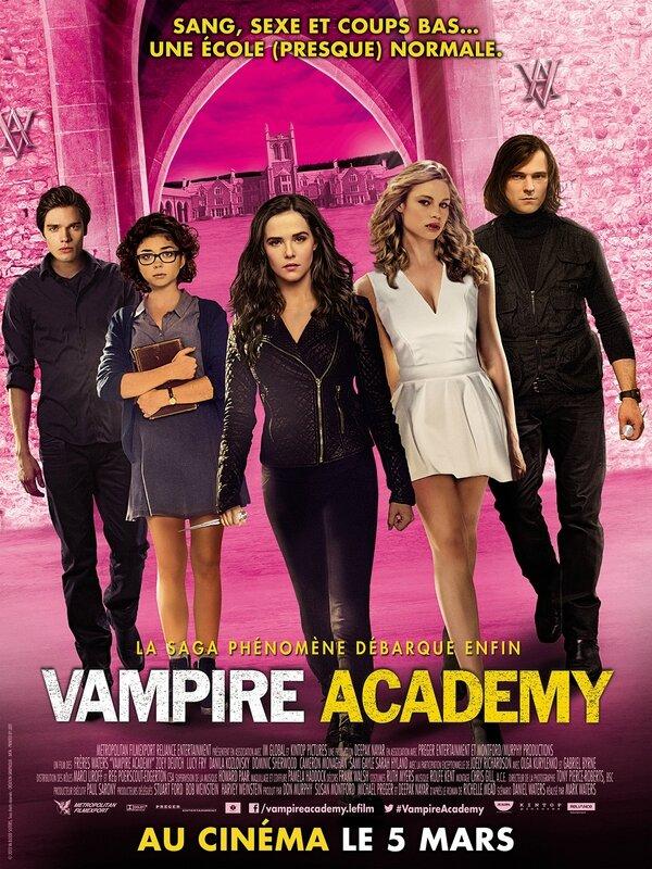 Vampire Academy movie Mark Waters