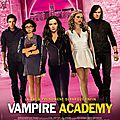 Vampire Academy movie Mark Waters