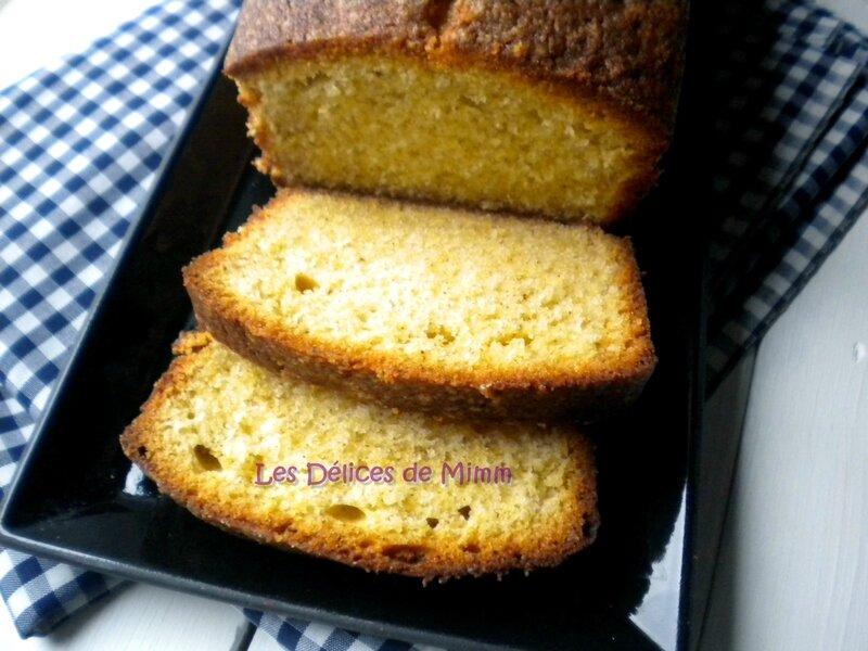 Cake tout simple au beurre noisette 3