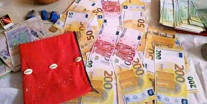 portefeuille magique multiplicateur d'euros
