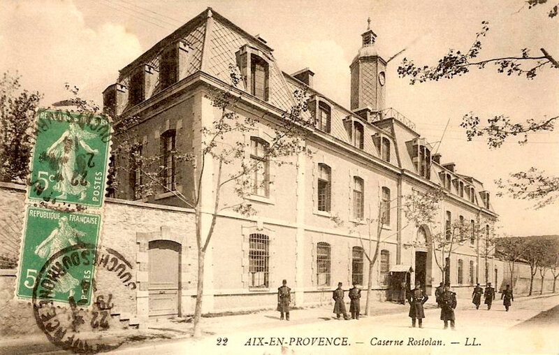 Aix, caserne Rostolan-Miollis (2)