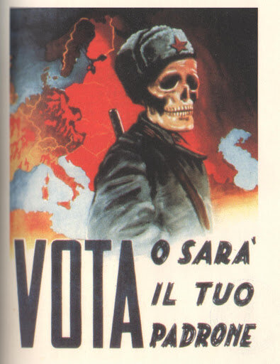 1948 ELECTIONS ITALIE
