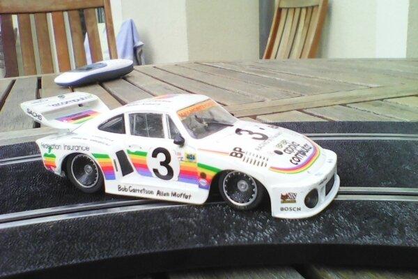 Elle est belle la Porsche de Midas !!!
