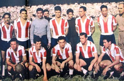 1958 Paraguay