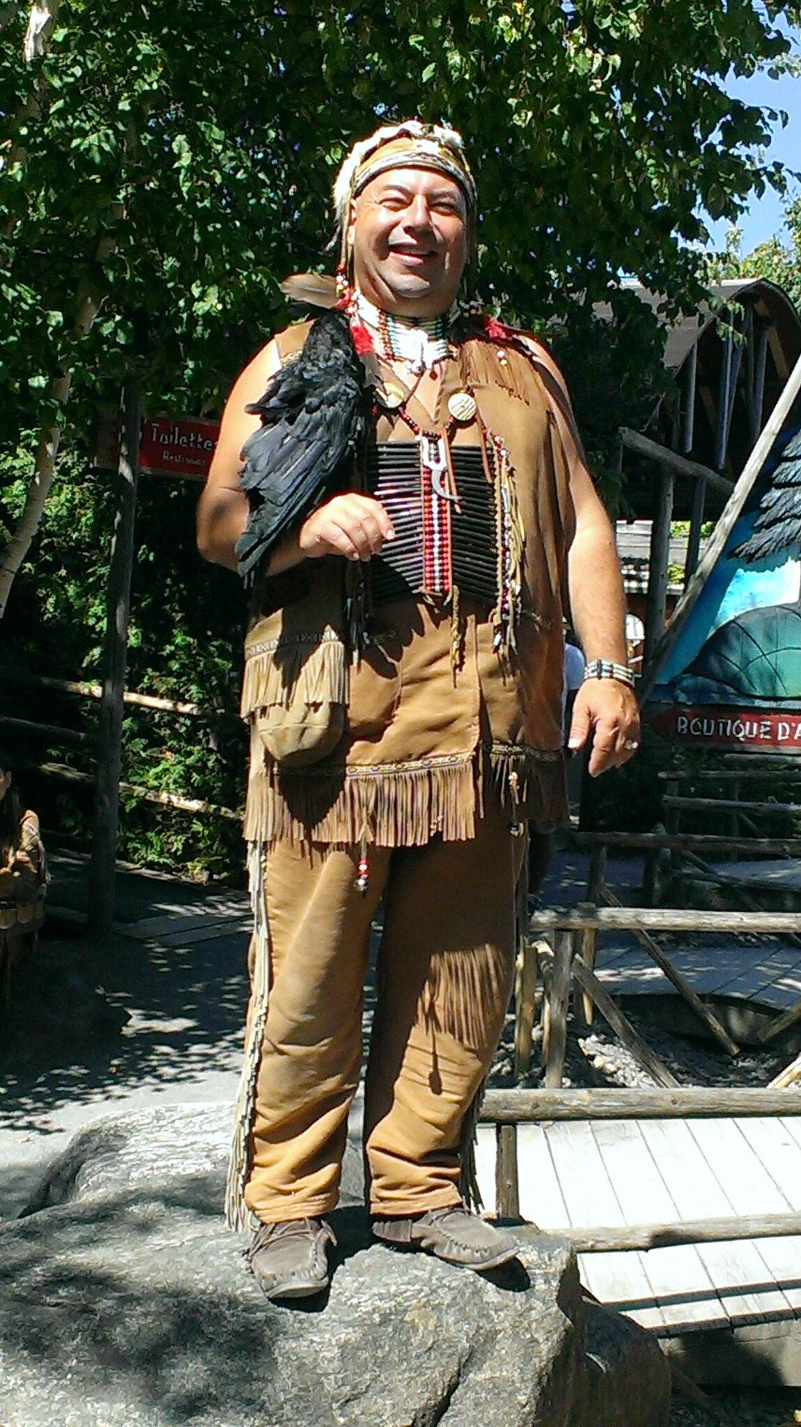 Les Amerindiens Wendake Raleuse A Quebec