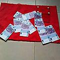 Porte monnaie magique du grand maitre papa lokossi