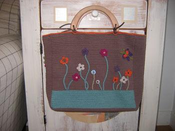 sac dans mon jardin
