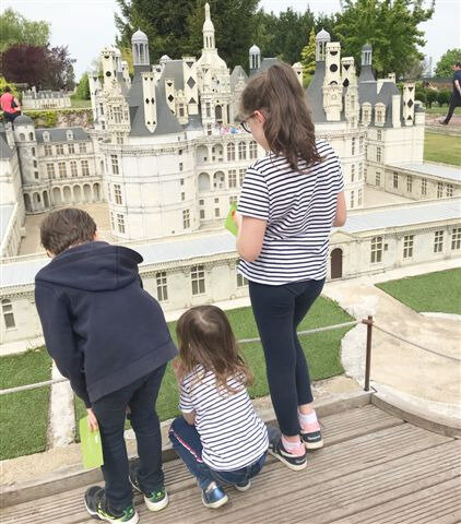 Mini Château de Chambord ©Kid Friendly