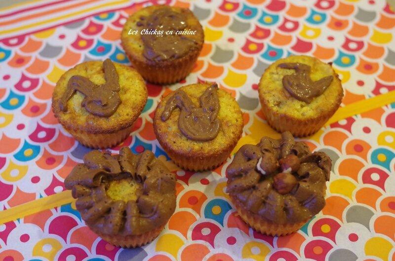 Cupcake poire chocolat (5)