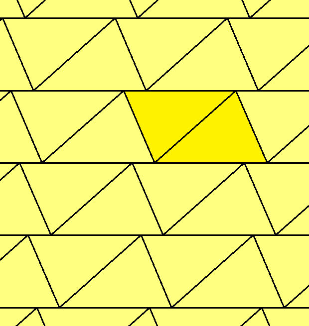 Pavage Triangles