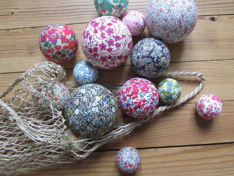 boules de Noël en Liberty (5)