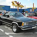 CHEVROLET El Camino 2door pick-up Sinsheim (1)