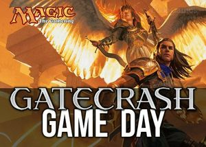 Boutique jeux de société - Pontivy - morbihan - ludis factory - Magic gatecrash gameday
