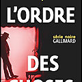 L'ordre des choses - frank wheeler - editions gallimard