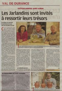 Article du 10 AVRIL 2013