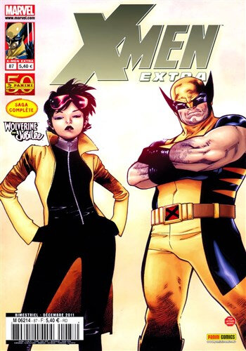 x-men extra 087 wolverine and jubilee
