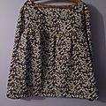 Défi 12 blouses pour 2012 - février