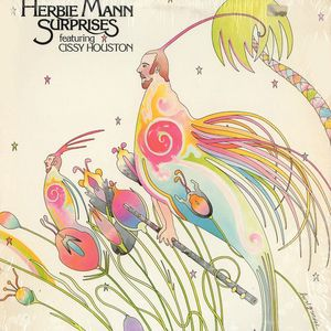 Herbie Mann - 1976 - Surprises (Atlantic)