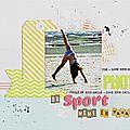 Du sport en vacances