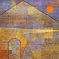 Abstrait 1932_Polyphonie_Klee