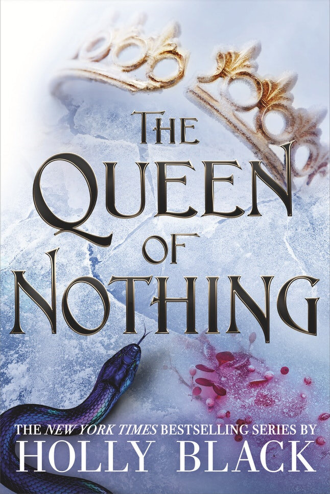 The Queen of Nothing_Holly Black