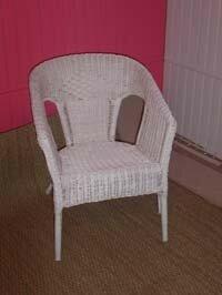 fauteuilblanc