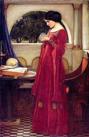 387px_John_William_Waterhouse___The_Crystal_Ball