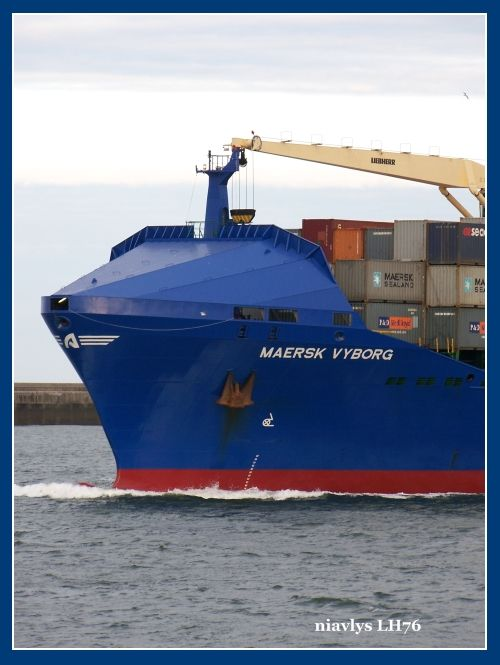 Maersk Vyborg 3