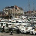 Port-Guillaume, le port de plaisance.