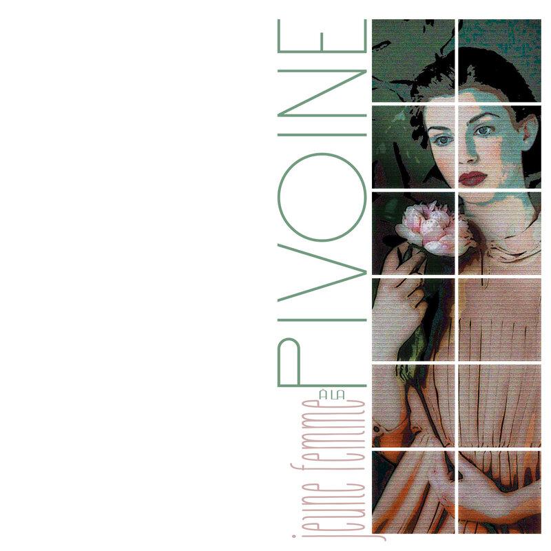 Défi dcs-jeune femme à la pivoine - Monia Merlo 5