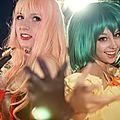 Shooting macross frontier